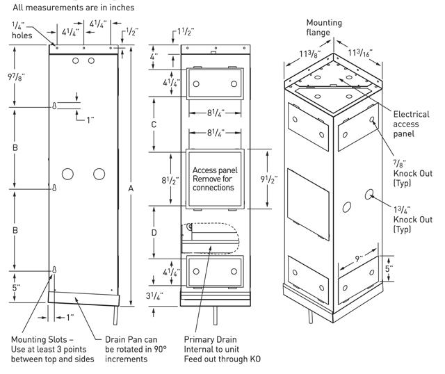 vertical mount wine rack cooler series  u2013 wci